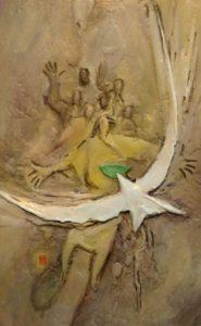 Oeuvre de SINHOPARK temoins - reconnaître l'oeuvre du Saint-Esprit